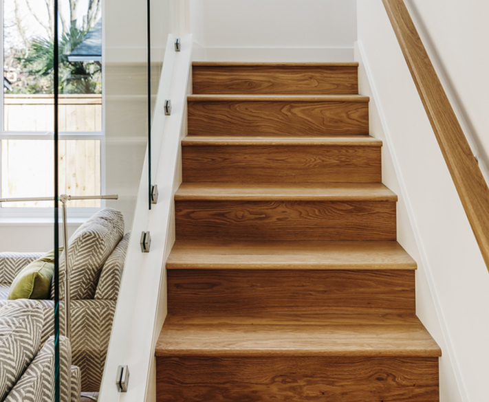 installers of Modern staircases in Danbury