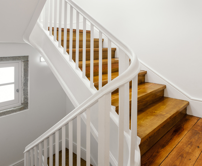 Staircase Refurbishment in Tilbury