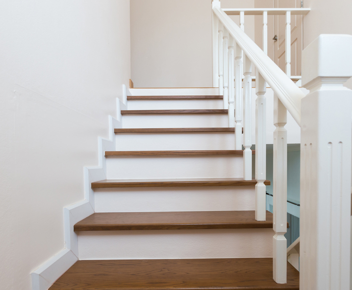 Fitters of Traditional style staircases in Danbury
